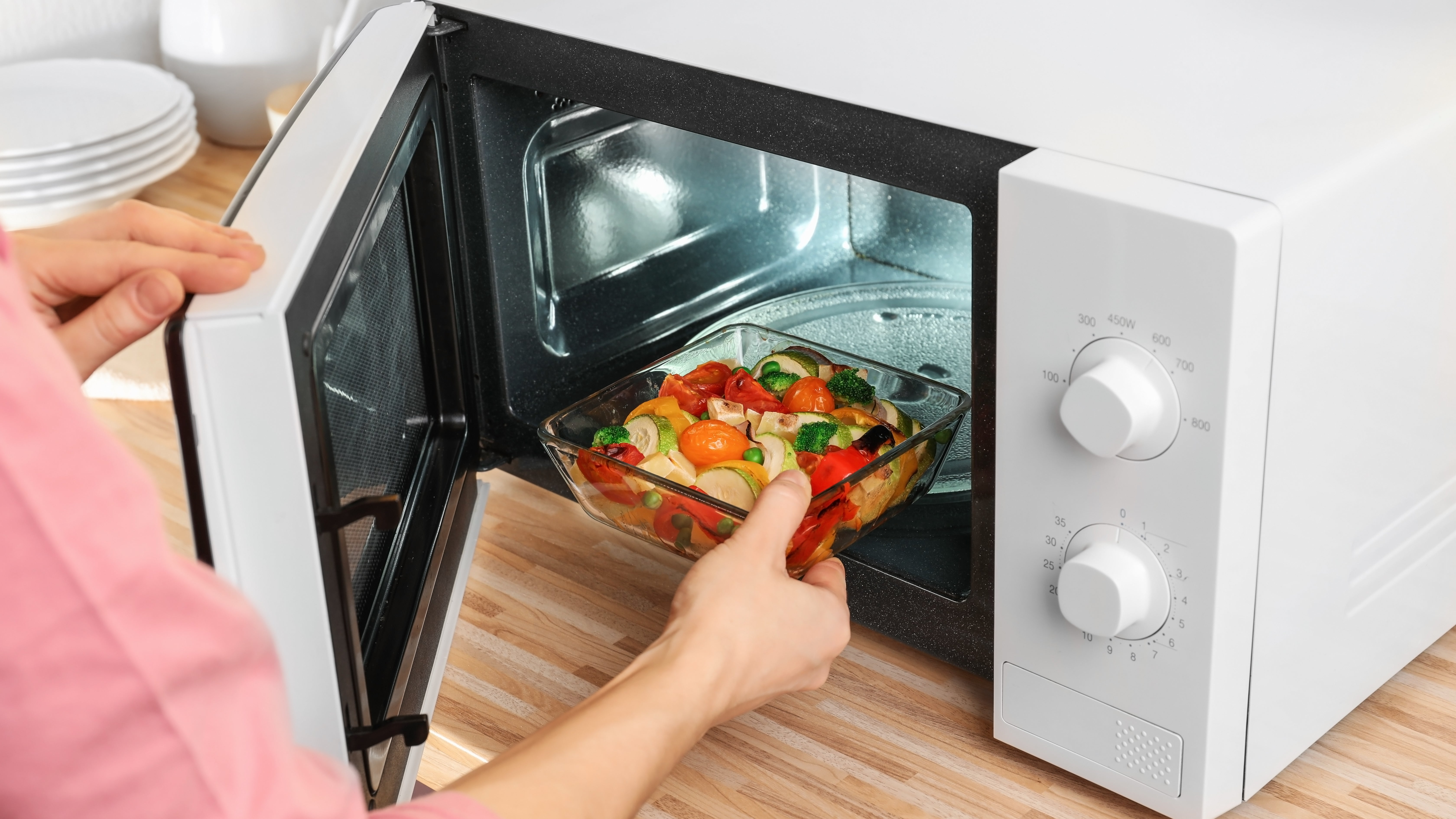 Don't Microwave These Foods This Christmas