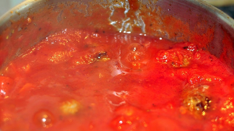 Make Store-Bought Pasta Sauce Taste Homemade With A Quick Simmer