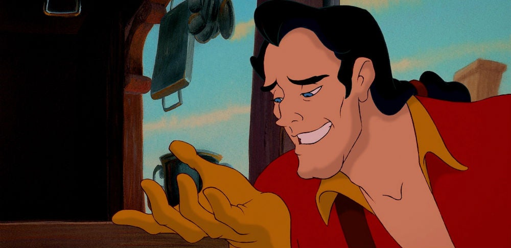 A Beer-Chugging Luke Evans Just Made Us Genuinely Excited for the Beauty and the Beast Remake