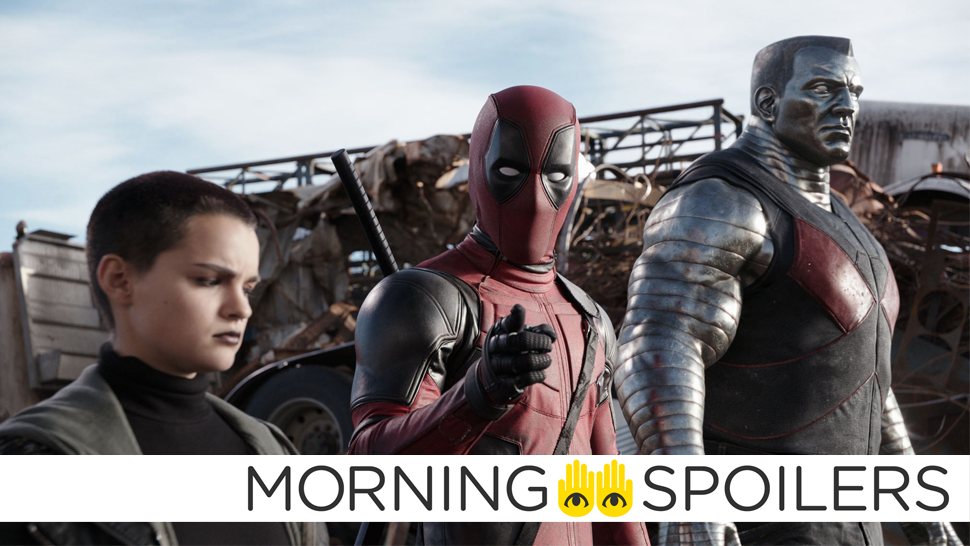 More Casting Rumours for Deadpool 2's Other New Mutant Superhero