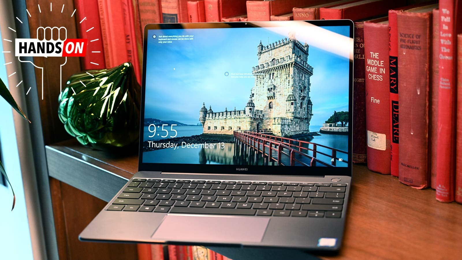 Huawei Is Going Hard At The MacBook Air With Its New MateBook 13