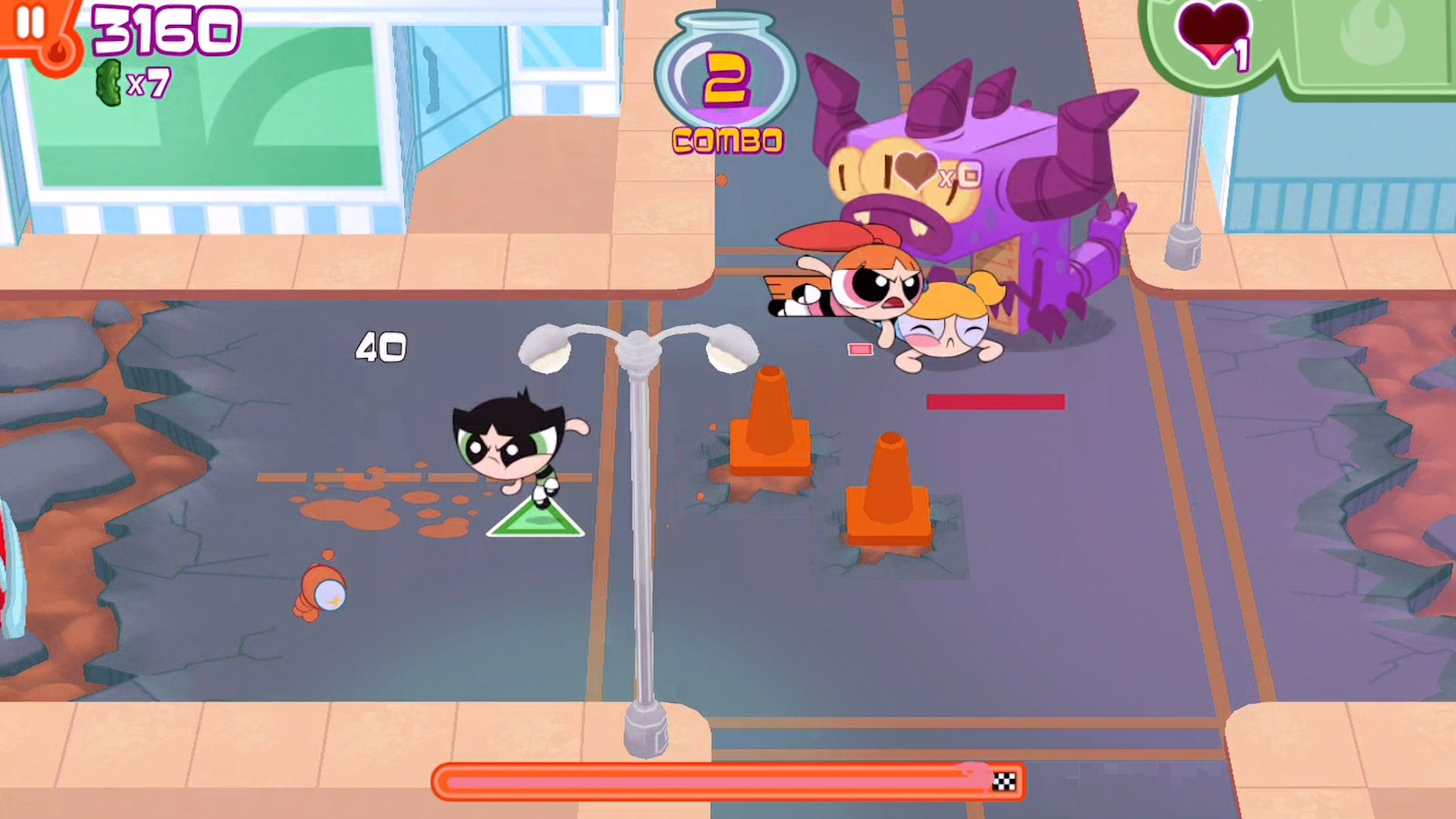 Powerpuff Girls Flipped Out Is Two Different Games, Depending How You Look At It