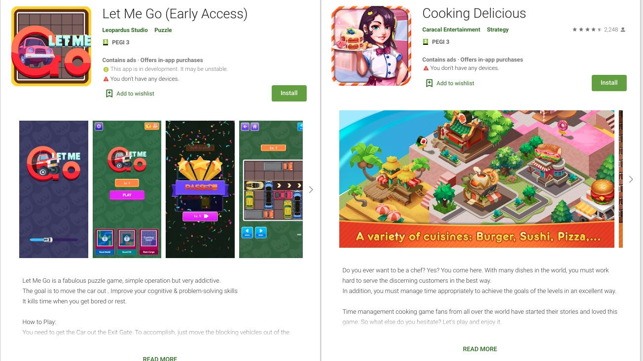Delete These Malware-Filled Android Apps Aimed At Kids