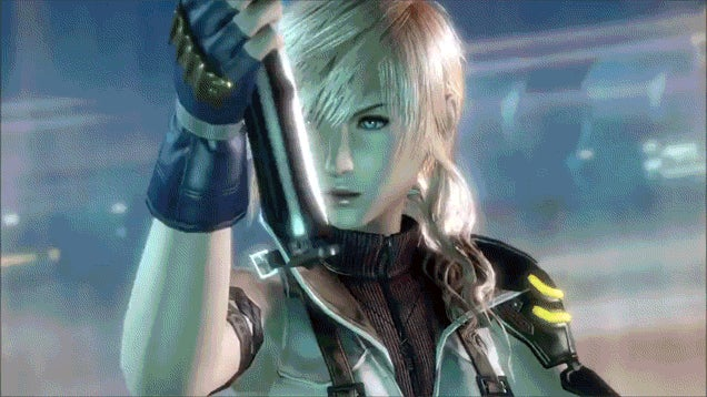 The Final Fantasy Arcade Fighting Game Looks Bonkers