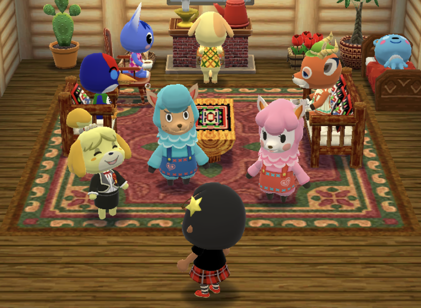 Animal Crossing: Pocket Camp Is Still A Stressful Mess