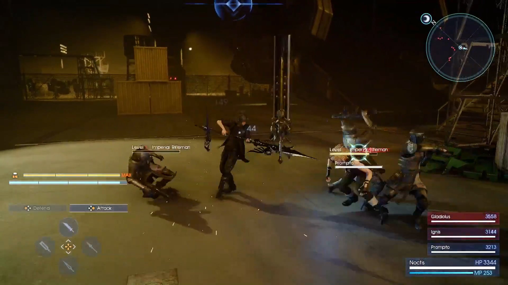 Final Fantasy XV's Combat Kicks Much More Arse Now