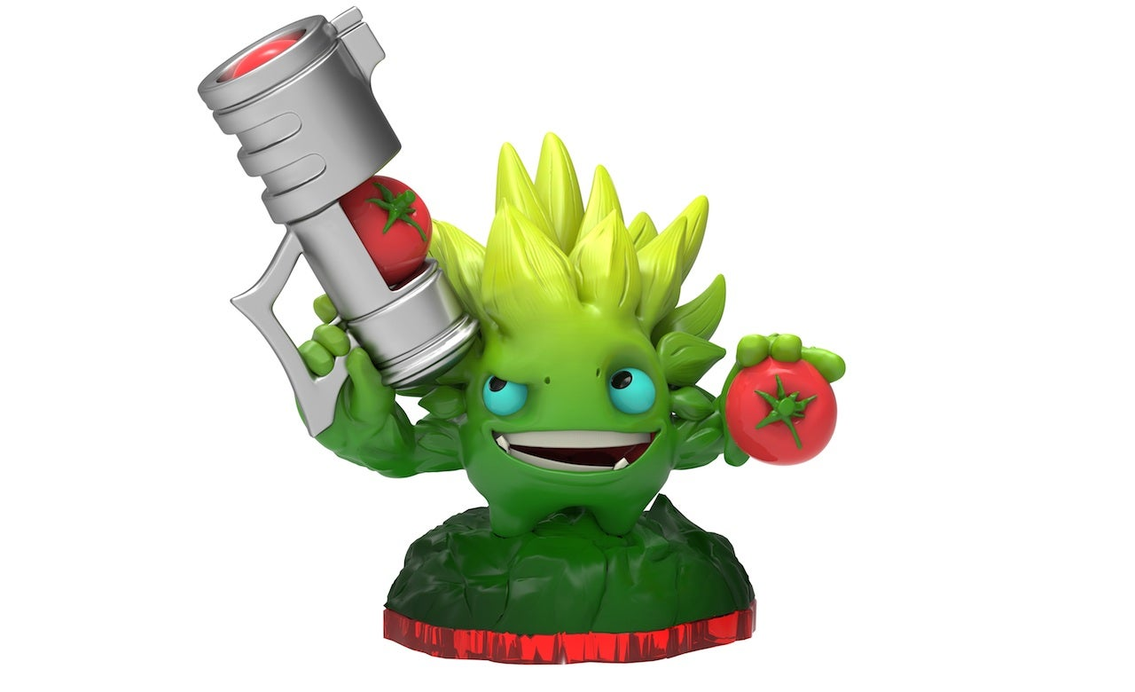 Meet The New Skylanders: Skylanders Trap Team
