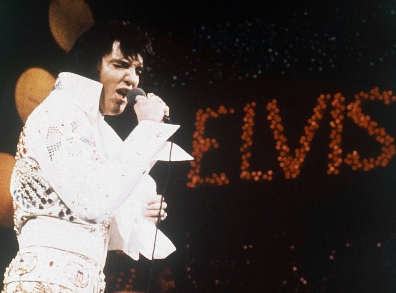 The Sharknado Folks Are Making an Elvis Movie That Sounds Crazier Than a Hound Dog