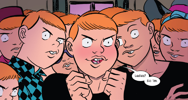 Squirrel Girl's Latest Encounter With Doctor Doom Is an Amazing Throwback