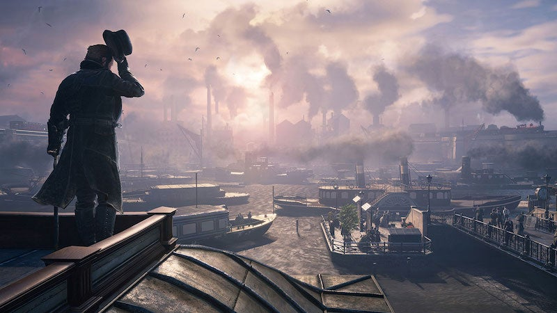 PSA: Assassin's Creed: Syndicate Is Free On The Epic Games Store Right Now