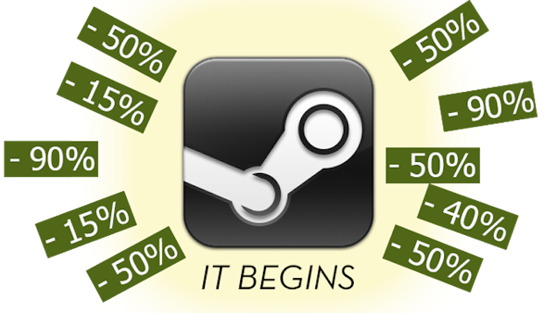 The 2017 Steam Summer Sale Is Now Live
