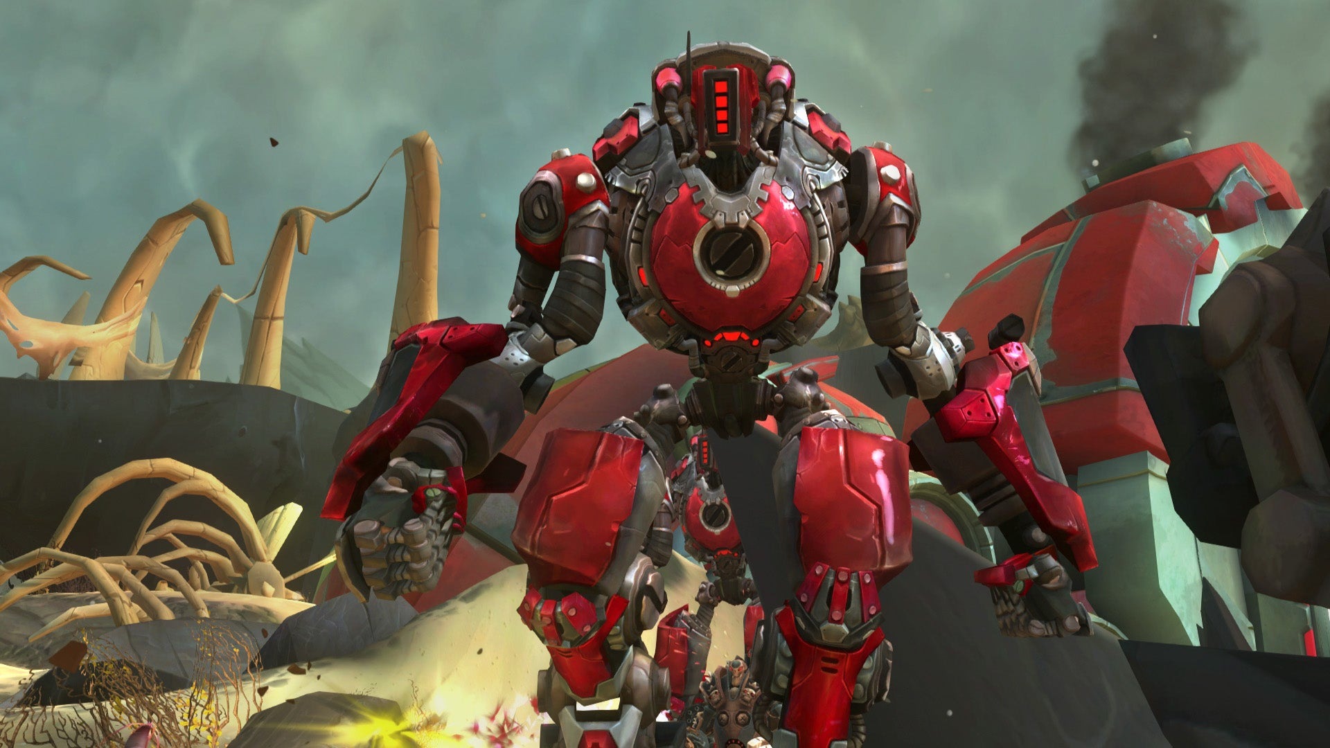WildStar's Competitive Endgame Combines Design With Destruction