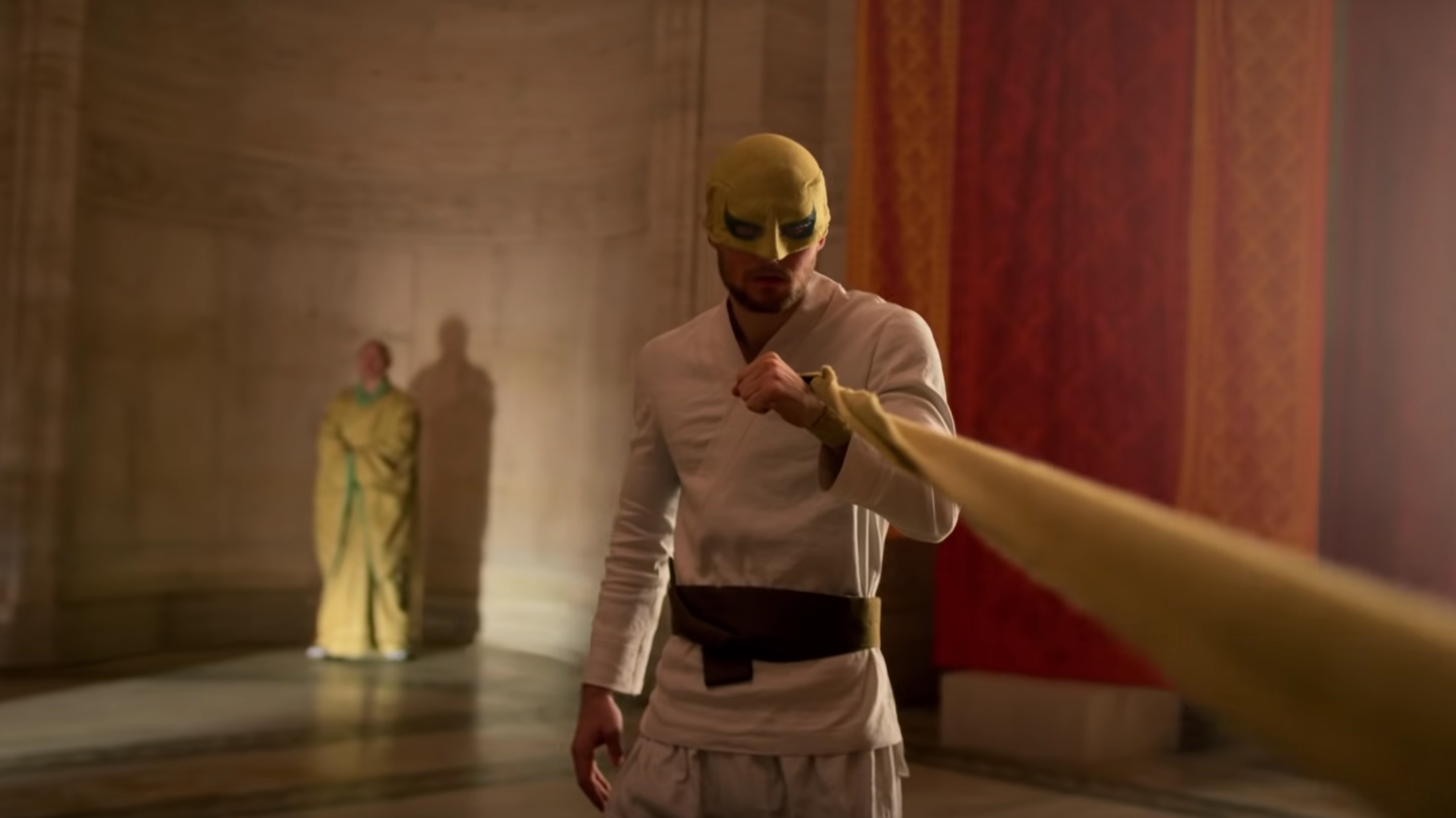 In The Iron Fist Season 2 Trailer Danny Rand's Got A New But Familiar Foe
