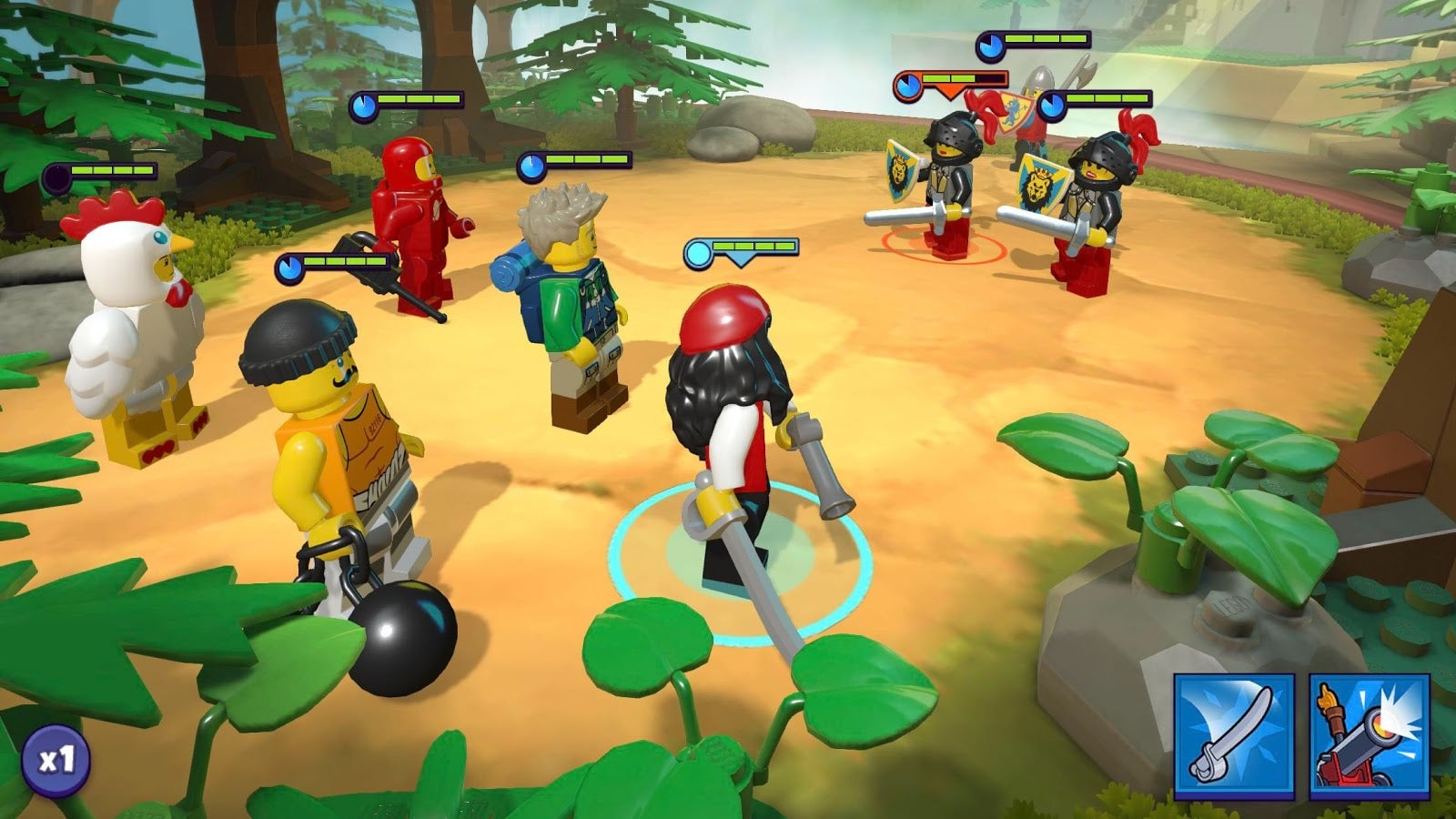 The Latest Lego Game Is A Star Wars: Galaxy Of Heroes Clone, And That's Fine