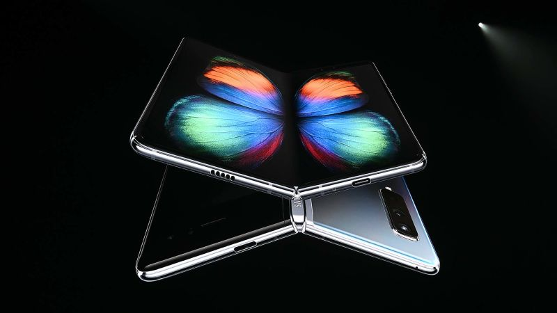 The Samsung Galaxy Fold Is Probably Too Thick