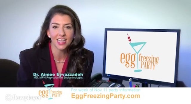 Egg Freezing Shindigs Are Apparently the New Tupperware Parties