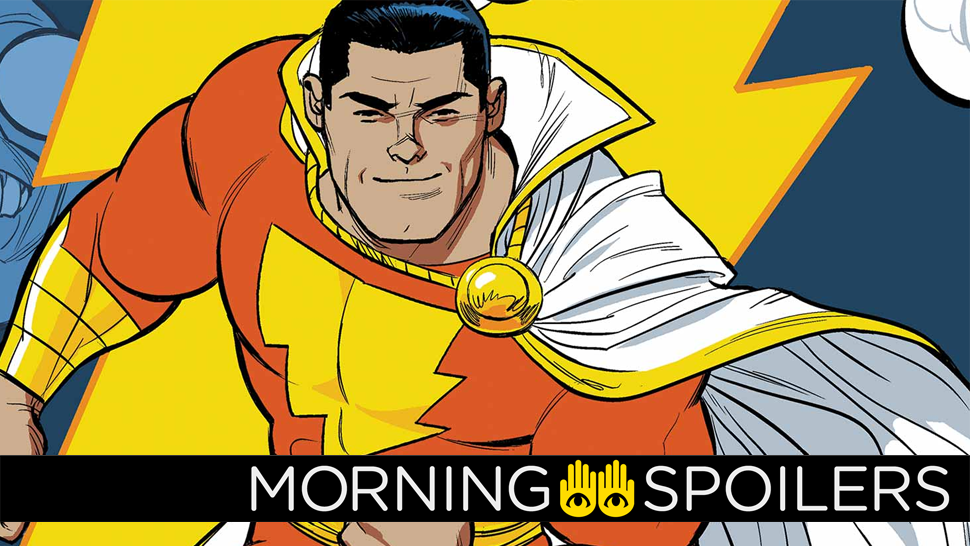 Could Another DC Hero Make An Appearance In Shazam?