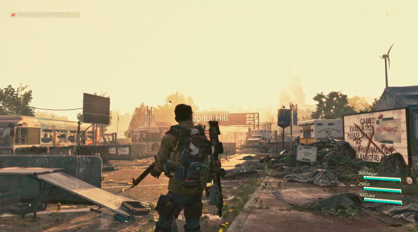 The Division 2 Is Set In Washington, DC
