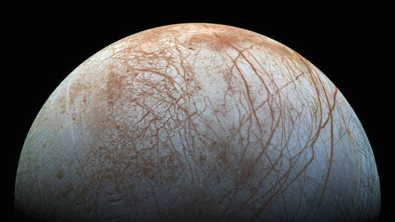 Bummer News For Future Humans Hoping To Escape To Europa