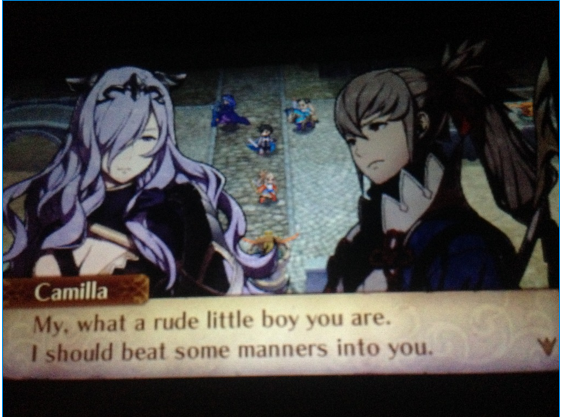 The New Fire Emblem Is Still Pretty Saucy