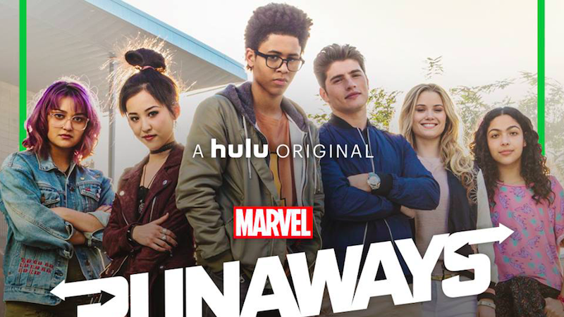 Hulu's Runaways Don't Have Time To Care About The Marvel Cinematic Universe's Avengers