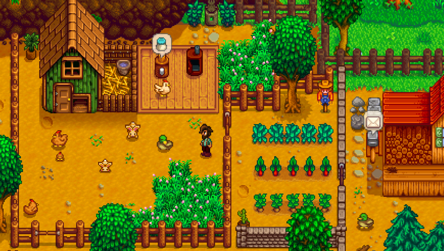 I Wasn't Expecting To Love Stardew Valley