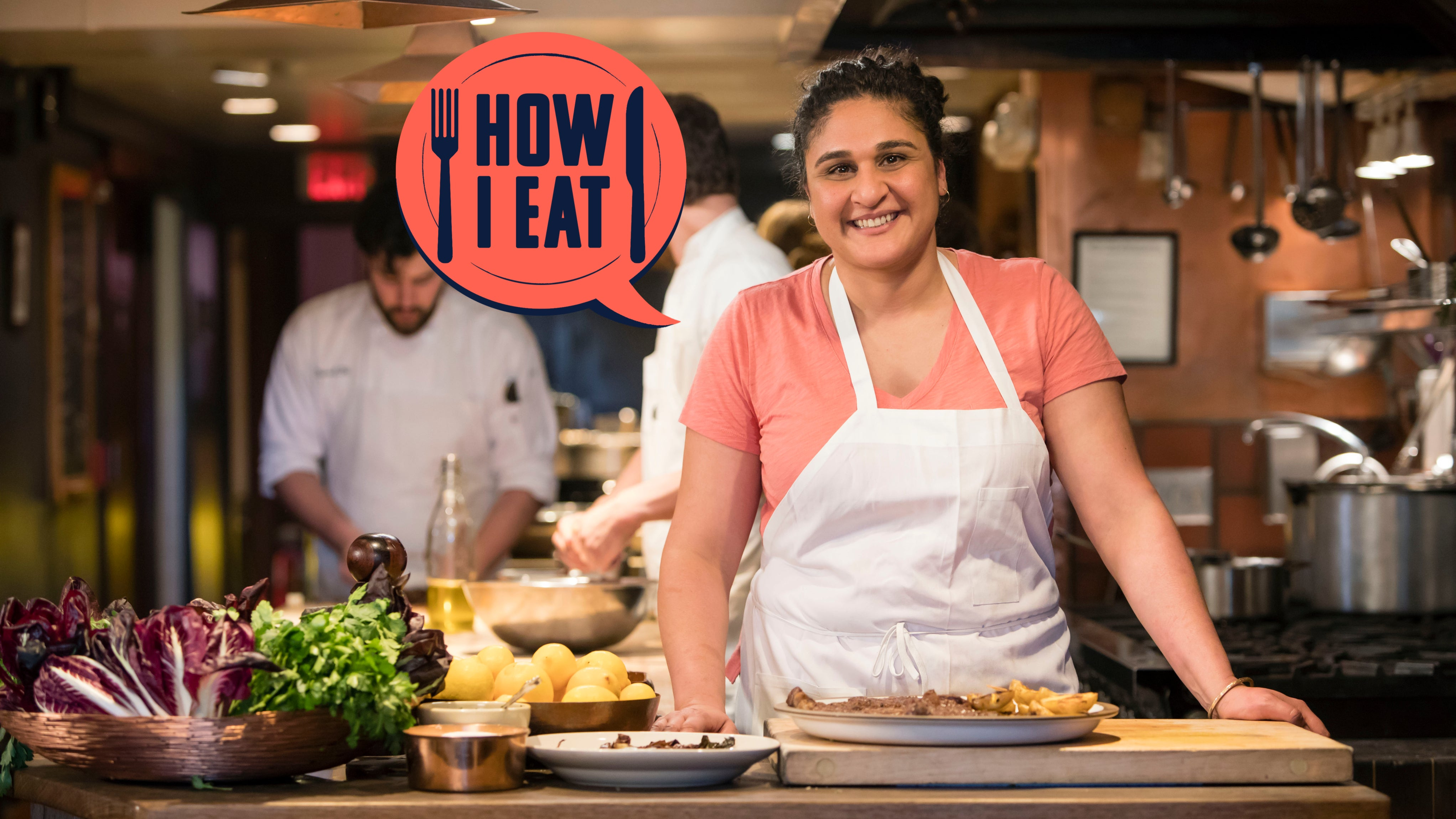 I'm Samin Nosrat, Host And Executive Producer Of Salt, Fat, Acid, Heat, And This Is How I Eat