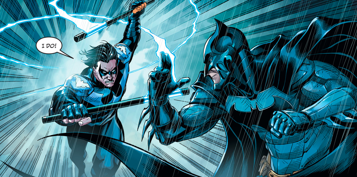 Hey, Wanna Talk About Who's The Best Fighter In The Batman Family?