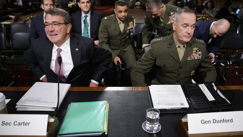 The Pentagon Has No Idea Who To Call If There's A Cyber Attack