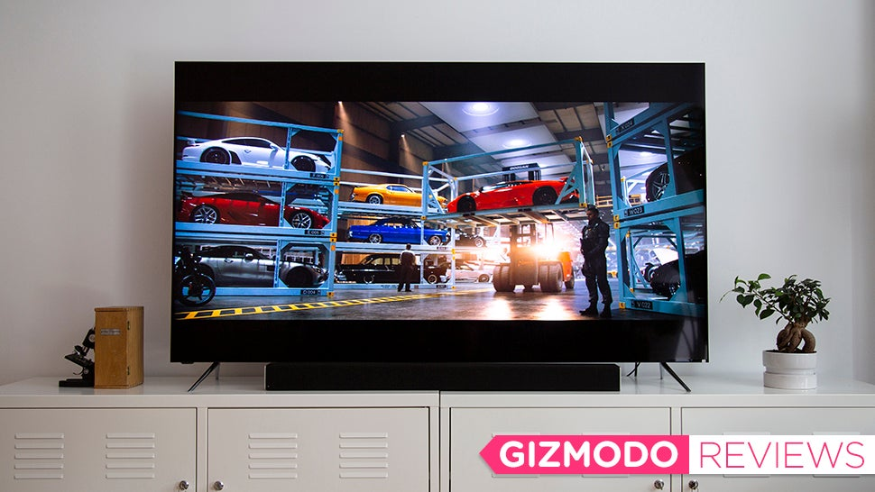 Vizio's Fancy New TV Is A Hell Of A Spectacle
