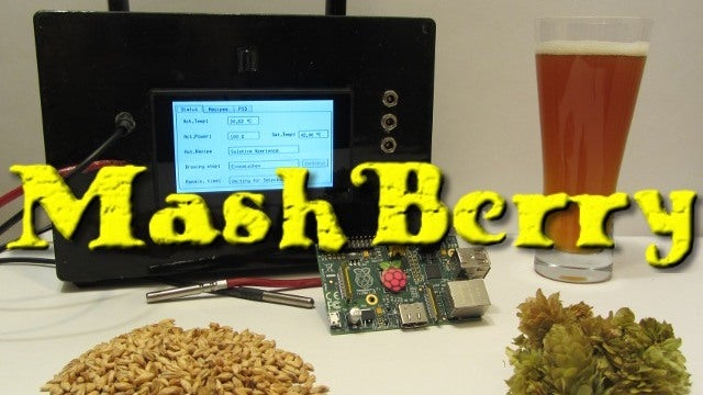 Turn A Raspberry Pi Into An Automatic Beer-Brewing Controller