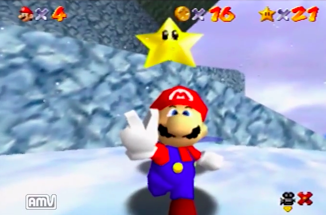 Why Nan Should Play Super Mario 64