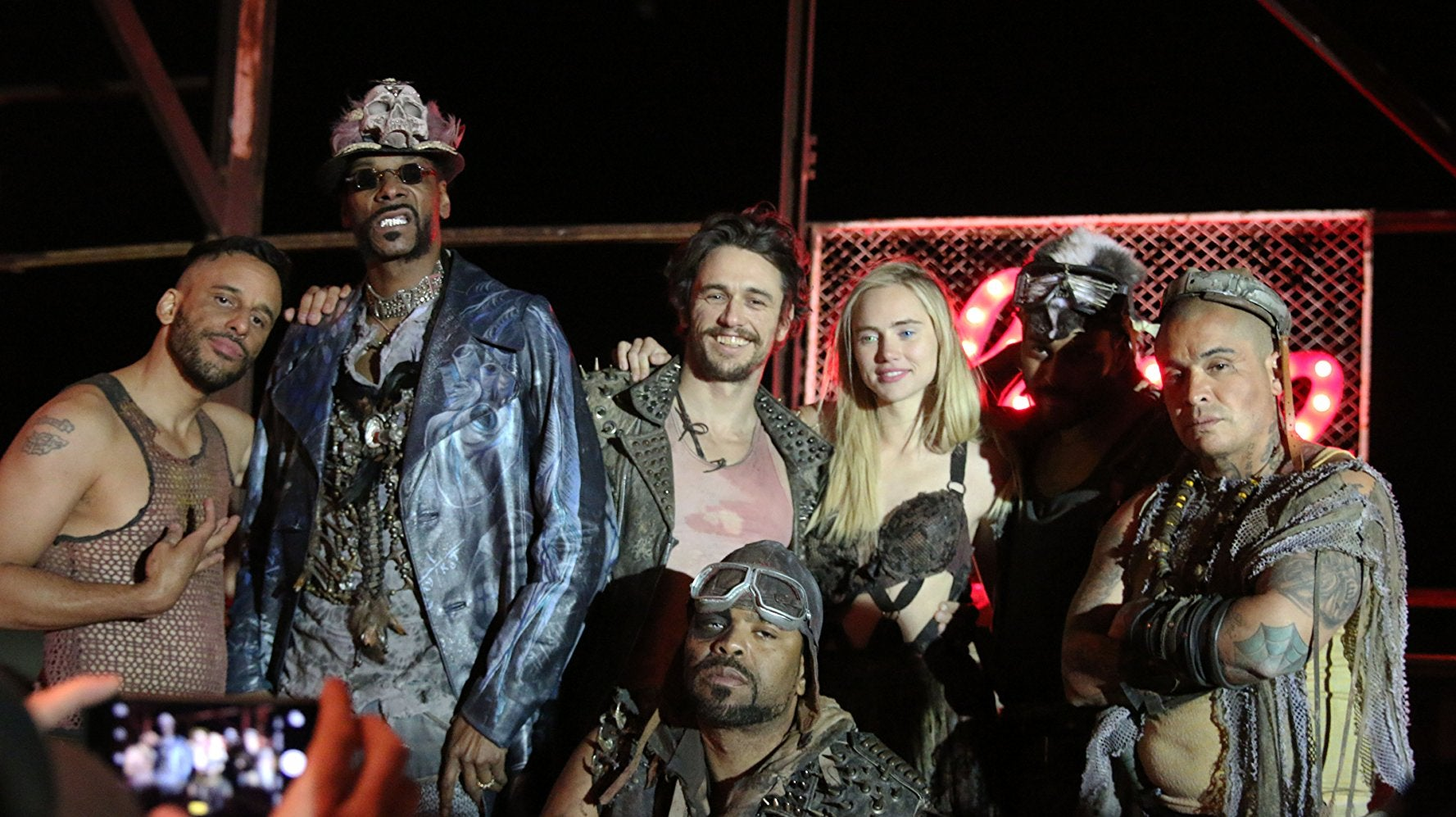 How Did James Franco Convince So Many Celebrities To Be In His Terrible-Looking New Sci-Fi Movie?