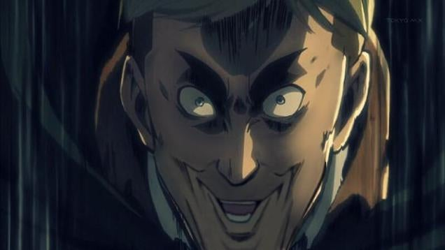 Creepy Anime Face Gets Its Own Photoshop Meme