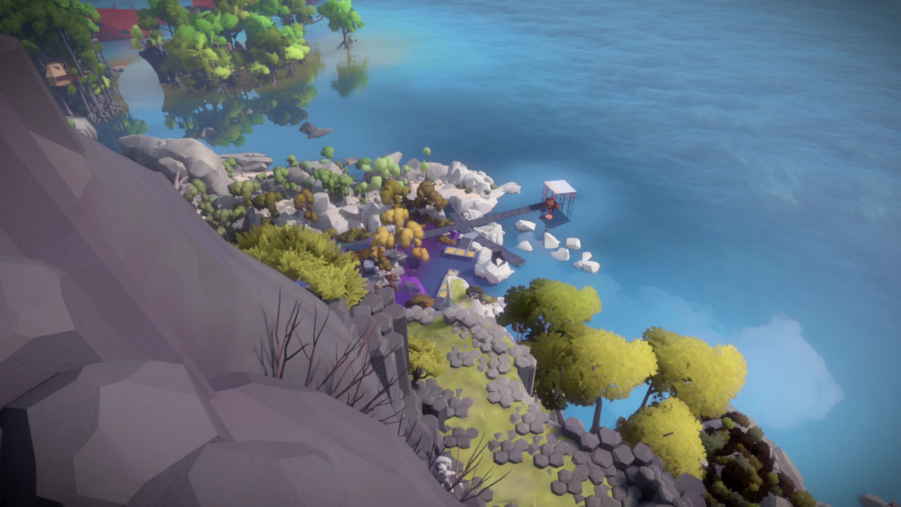 Tips For Playing The Witness