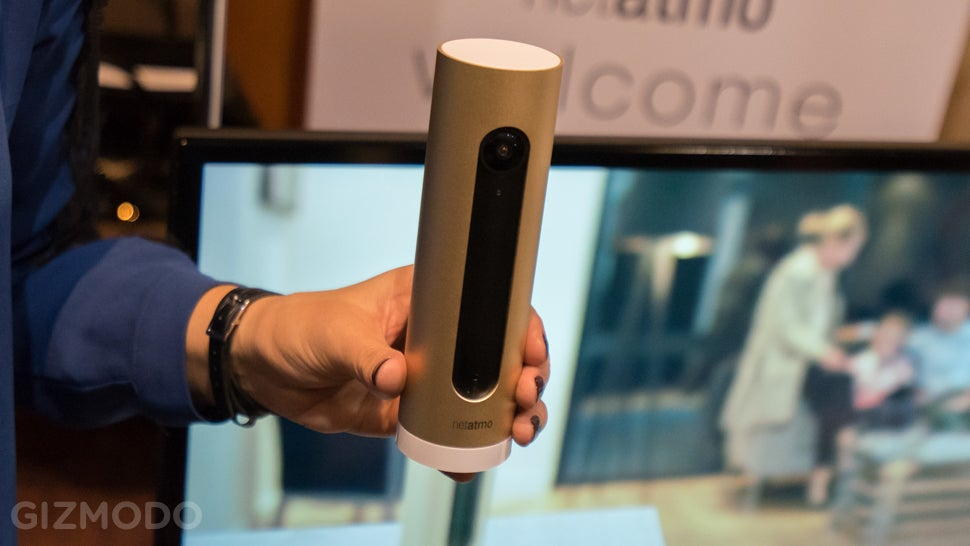 Netatmo Welcome: A Camera That Can Tell Your Kid From a Creeper