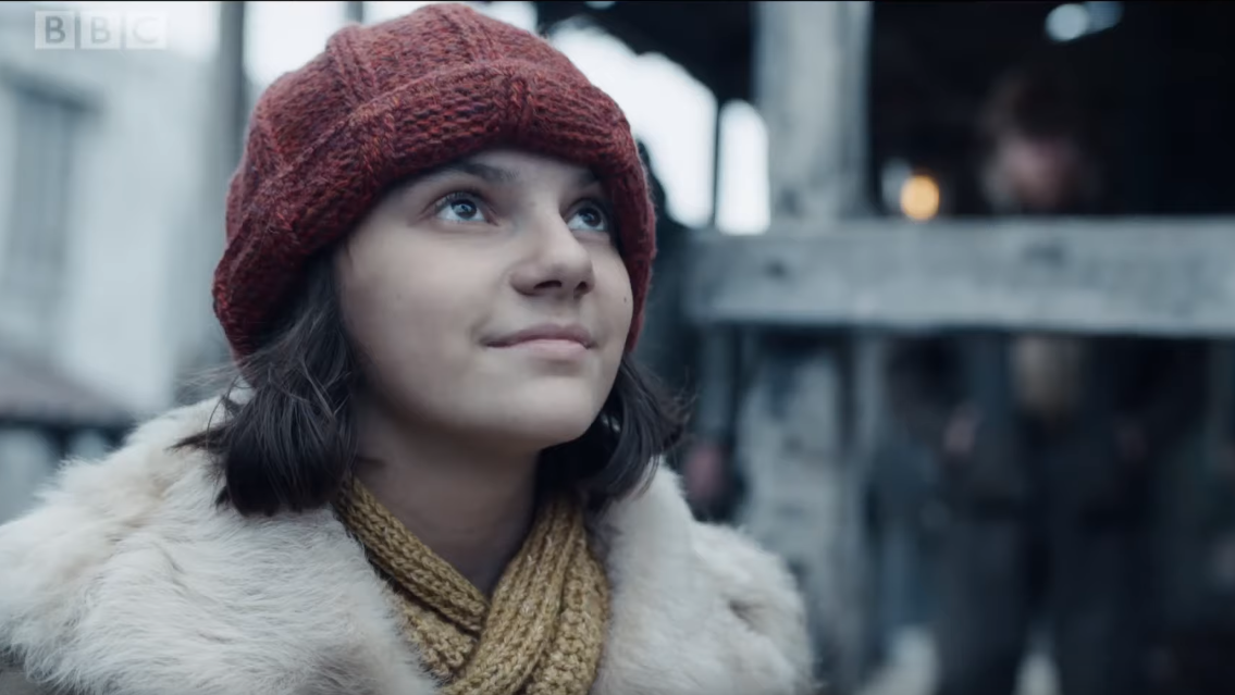 The New His Dark Materials Trailer Spotlights The Girl At The Centre Of It All