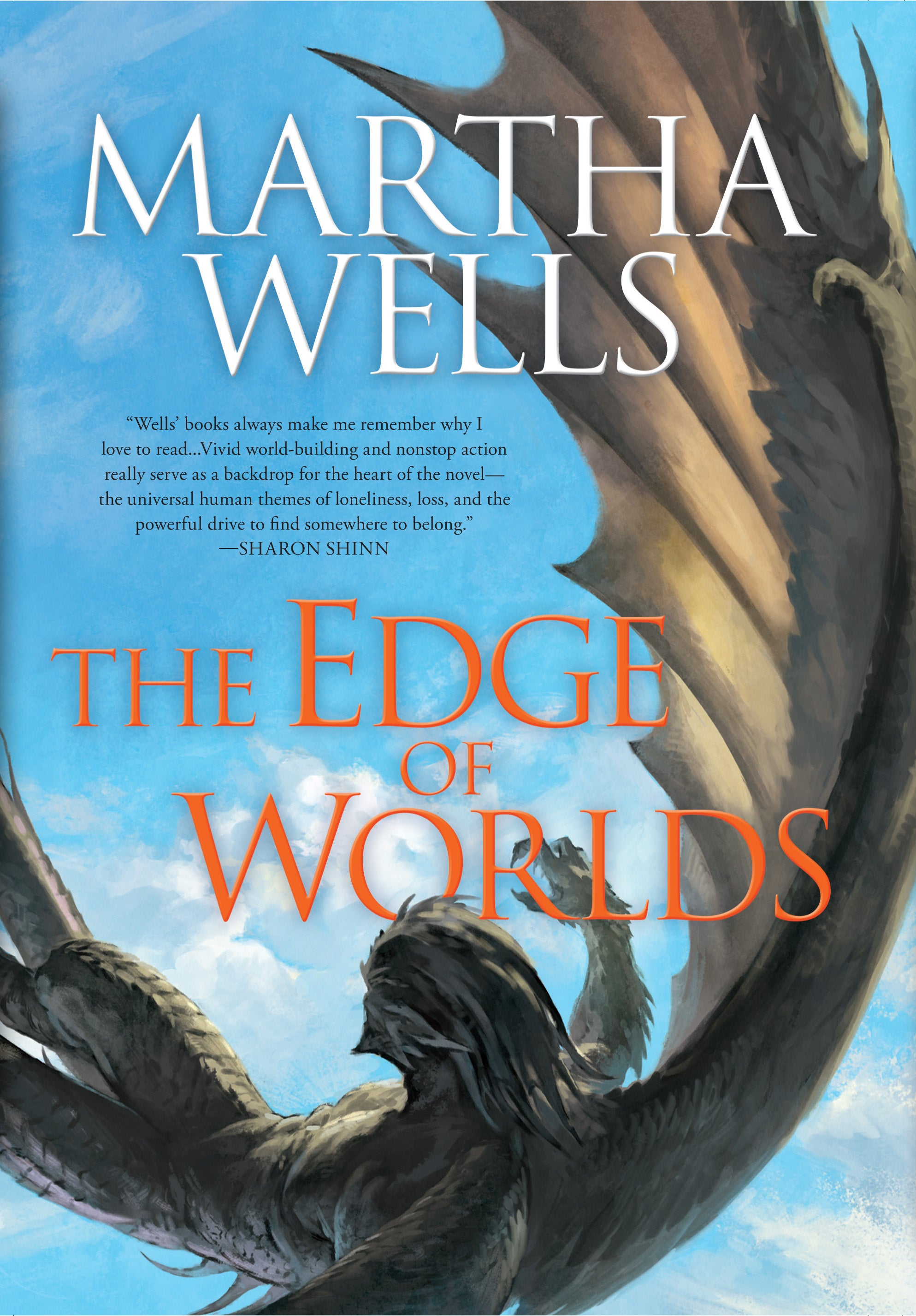 Martha Wells Discusses Building Fantasy Worlds and Learning as You Go