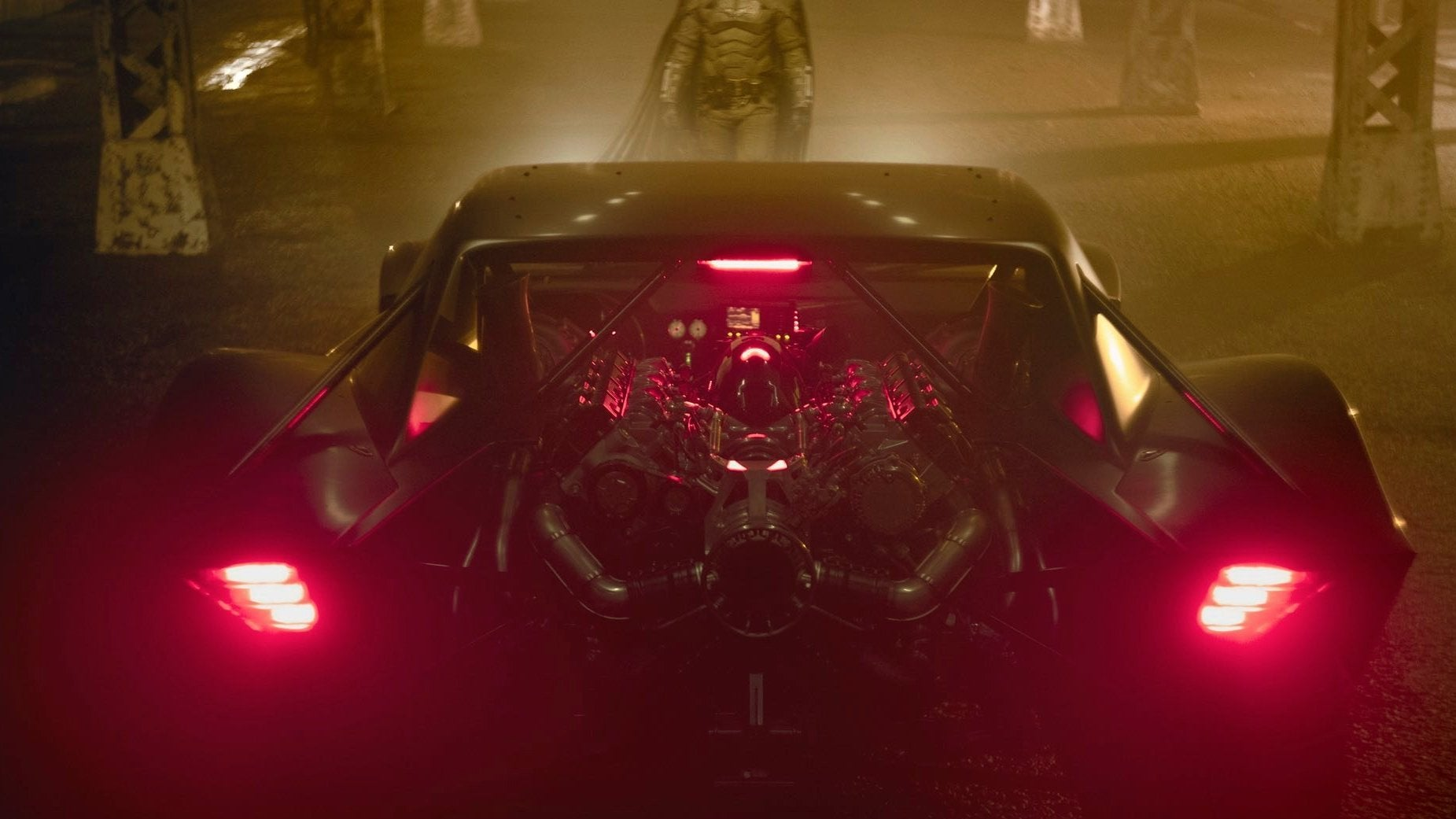Hot Damn, Look At The Batman's New Ride