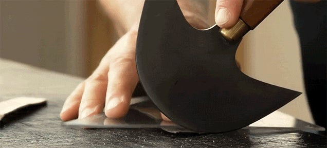 Watching a Leather Watch Strap Get Made Is Actually Very Impressive