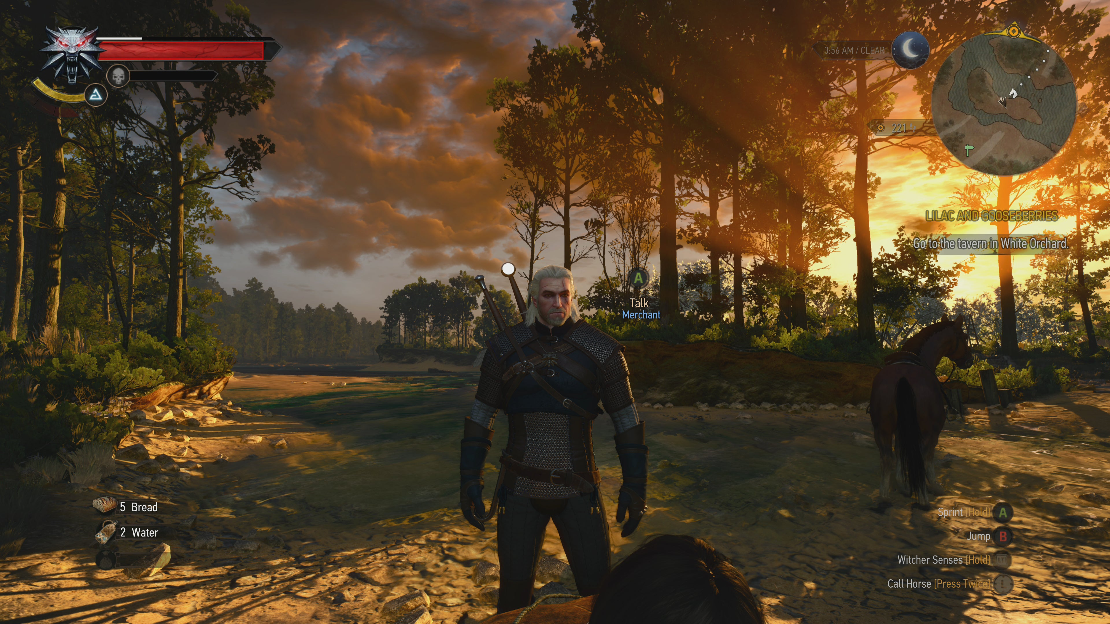 The Witcher 3 Now Officially Runs At 60 Fps On The Xbox