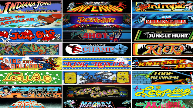 The Internet Arcade Has 900 Classic Arcade Games You Can Play for Free