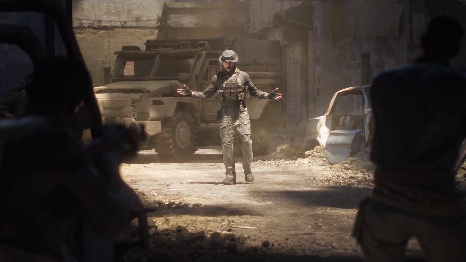 The Footsteps In Call Of Duty: Modern Warfare Are So Damn Loud