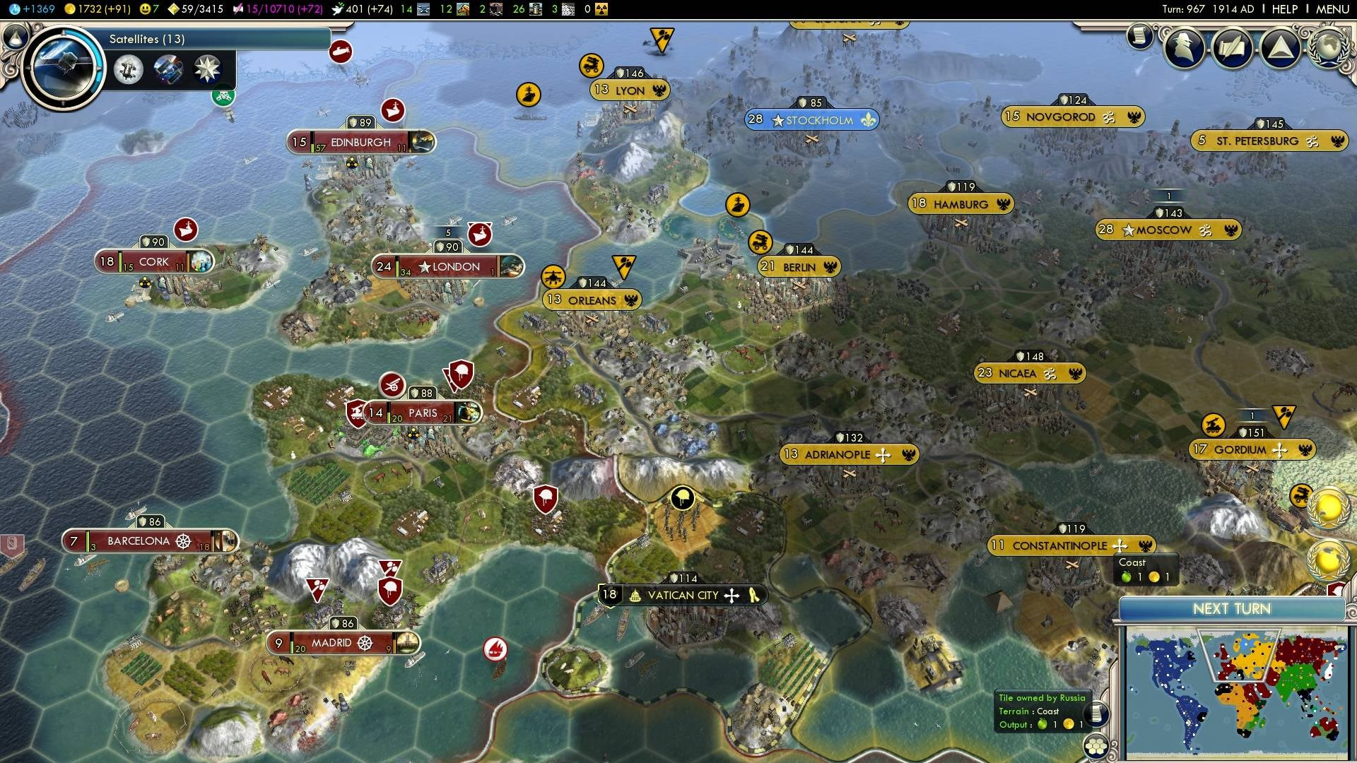Civilization V The Kotaku Re Review Kotaku Australia