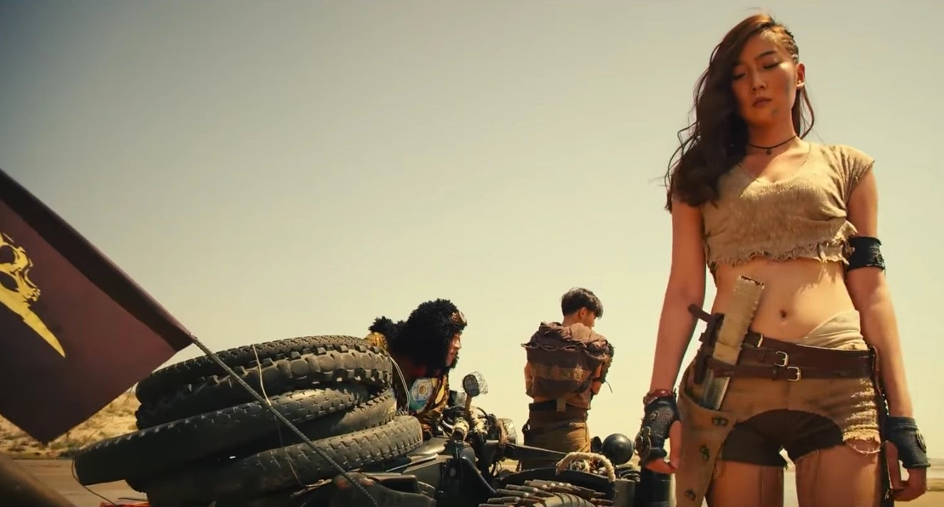 Want To See More Of The Chinese Mad Max Ripoff Mad Shelia? Of Course You Do!