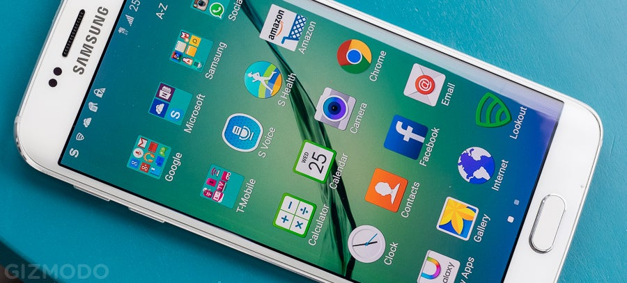 The Samsung Galaxy S6 Has As Much Bloatware As Ever
