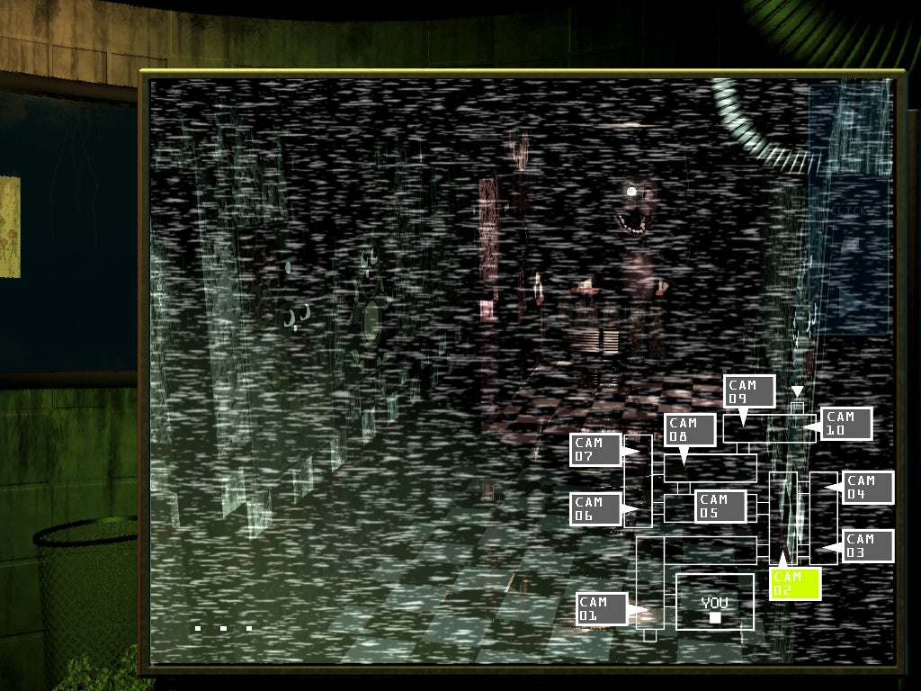 Five Nights at Freddy's 3 Looks Freakin' Terrifying