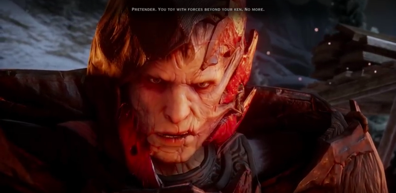 Dragon Age: Inquisition's Ending Was A Letdown