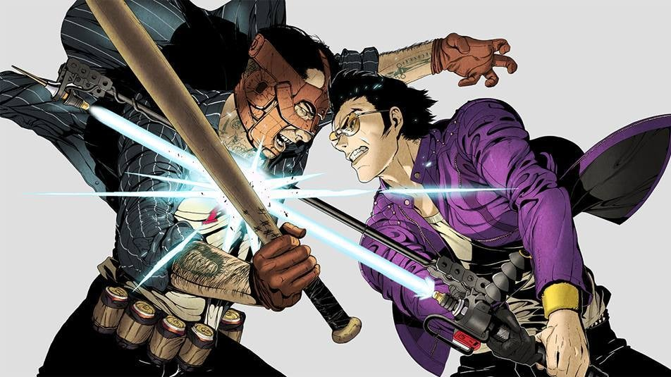 The Amazing Music Of The No More Heroes Series