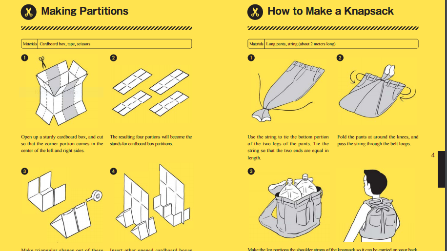 Learn Survival Skills from the 340-Page Tokyo Disaster Preparedness Guide